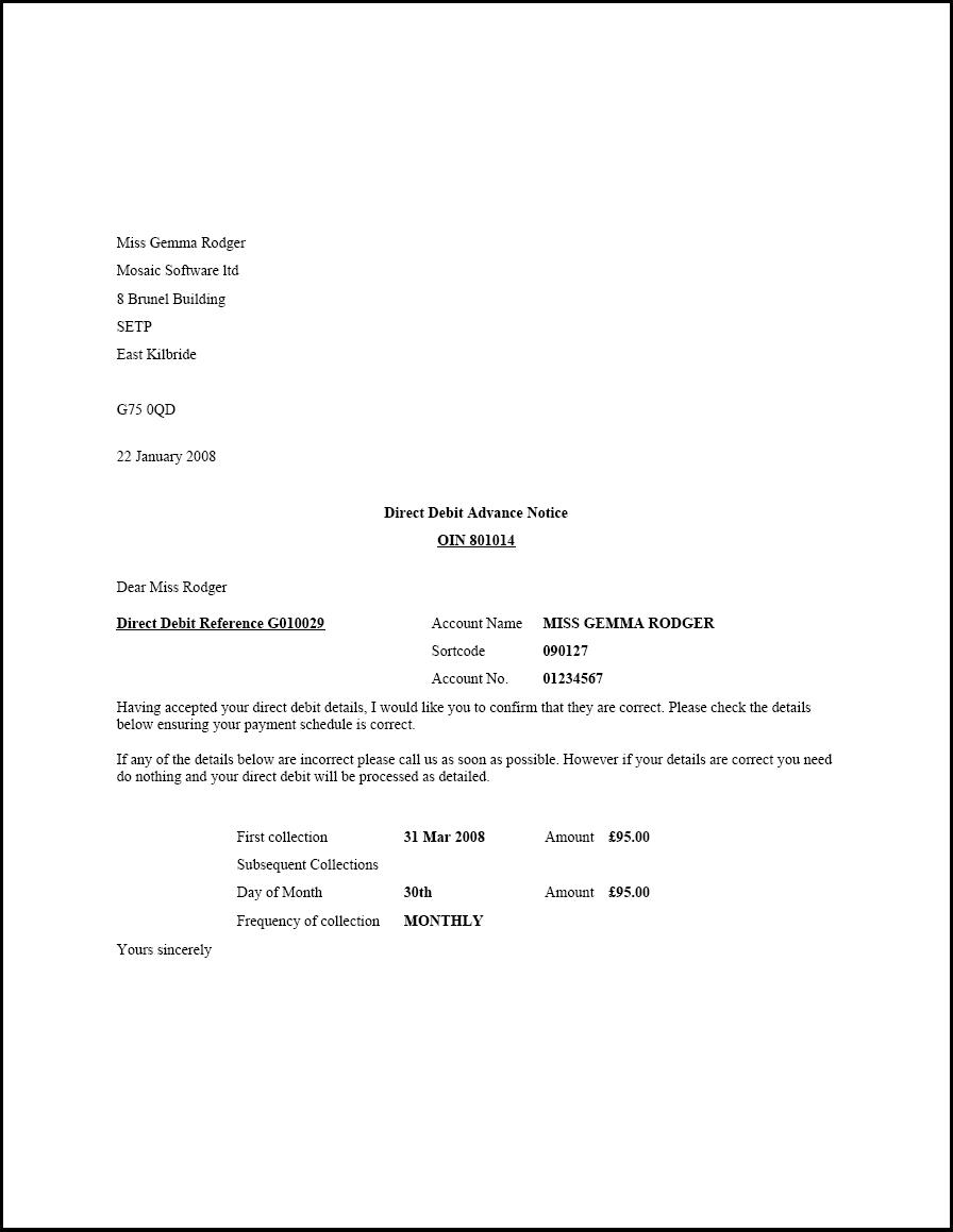 19 unique letter template change of bank details pictures complete templates from letter template change of bank details image source template homework help online tutor free resume examples medical record spiritdancerdesigns Image collections